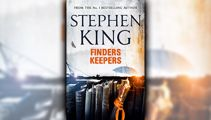Stephanie Jones: Book Review - Finders Keepers by Stephen King