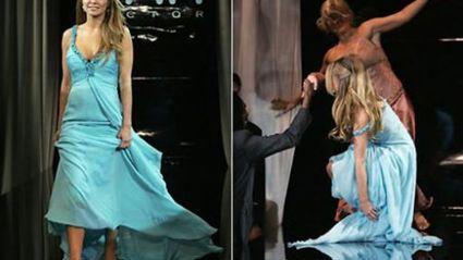 Top Model Catwalk Fails