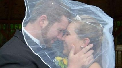 Hubby wants 2nd wedding for his wife. The reason is ADORABLE