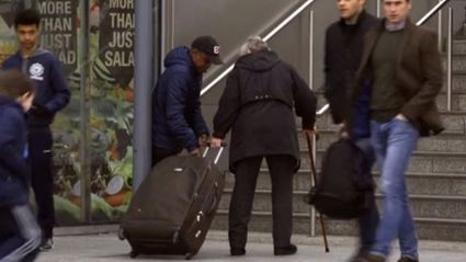 Are Londoners Horrible (The Kindness Experiment)