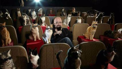 Jackson Galaxy talks about Cats with Brian Kelly
