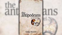 Stephanie Jones: Book Review - The Antipodeans by Greg McGee