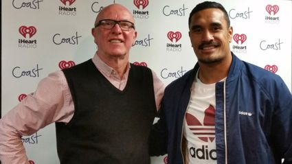 Jerome Kaino talks to BK about his autobiography 'My Story'