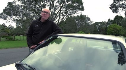 Brian Kelly Features In Driven.co.nz's First 'Stars And Their Cars' Video