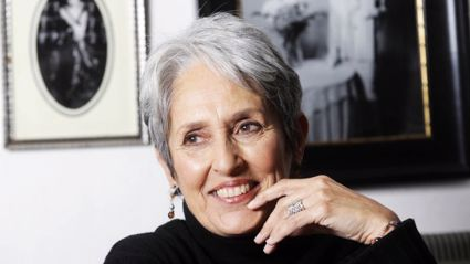 Joan Baez talks to BK about her upcoming NZ tour