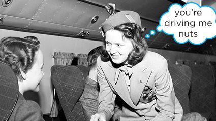 Flight Attendant Pet Peeves!