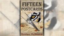 Stephanie Jones: Book Review - Fifteen Postcards by Kirsten McKenzie