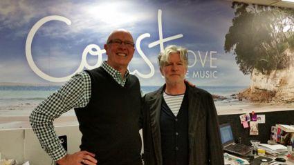 Kiwi music legend Tim Finn talks to BK
