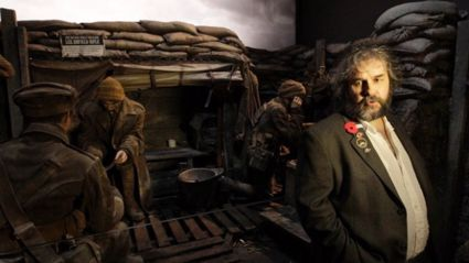 Rhys Jones from The Dominion Museum talks about the Great War Exhibition