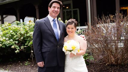 Father Writes Beautiful Tribute To Daughter With Down's Syndrome On Her Wedding Day