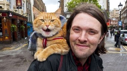 A Street Cat Named Bob is Headed for the Big Screen