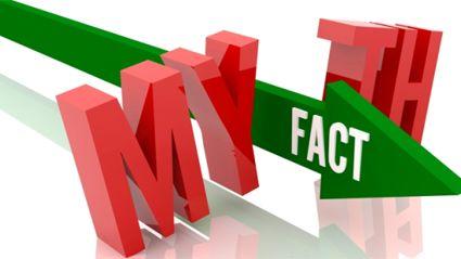 10 Popular Myths Busted!