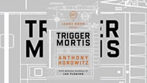 Stephanie Jones: Book Review - Trigger Mortis by Anthony Horowitz