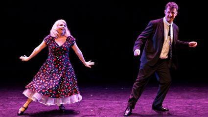 Irish playwriter/dancer Janet Moran talks to BK