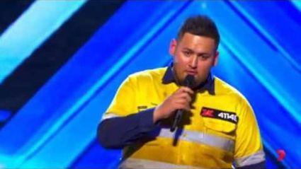 A Kiwi To Win X Factor Australia?