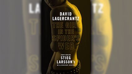 Stephanie Jones: Book Review - The Girl In The Spider's Web by David Lagercrantz