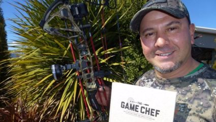 Angelo Georgalli talks to Brian about 'The Game Chef'
