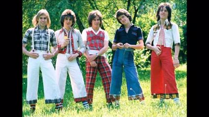 The Bay City Rollers Are Back!