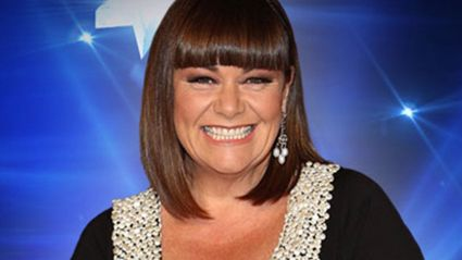 Brian catches up with Dawn French