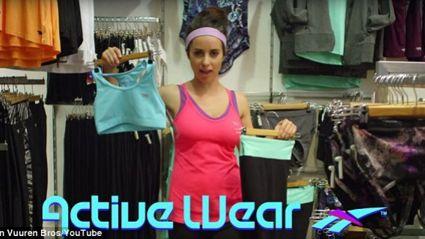 Friday Funny: Activewear!