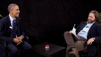 Hilariously awkward interview with Barack Obama