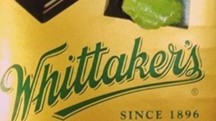 Is this the next Whittaker's mash up?