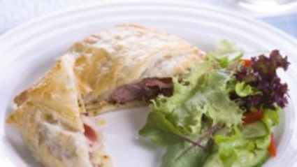 Lazy Lorna's Cooking Corner: Lamb and Bacon Parcels