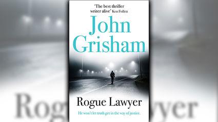 Stephanie Jones: Book Review - Rogue Lawyer by John Grisham