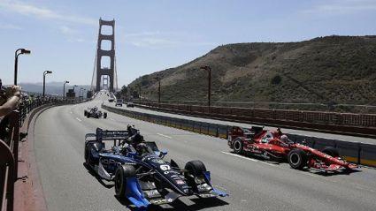 Fun with GoPro on Golden Gate Bridge