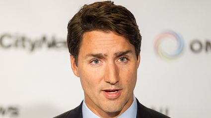 Meet Canada's New Prime Minister, Justin Trudeau
