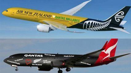 Air NZ Qantas Bet