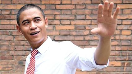 China's best Barack Obama impersonator can't speak English!