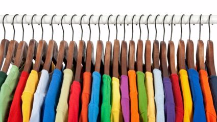 What Your Favourite Clothing Colour Reveals About You!