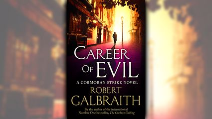 Stephanie Jones: Book Review - Career of Evil by Robert Galbraith
