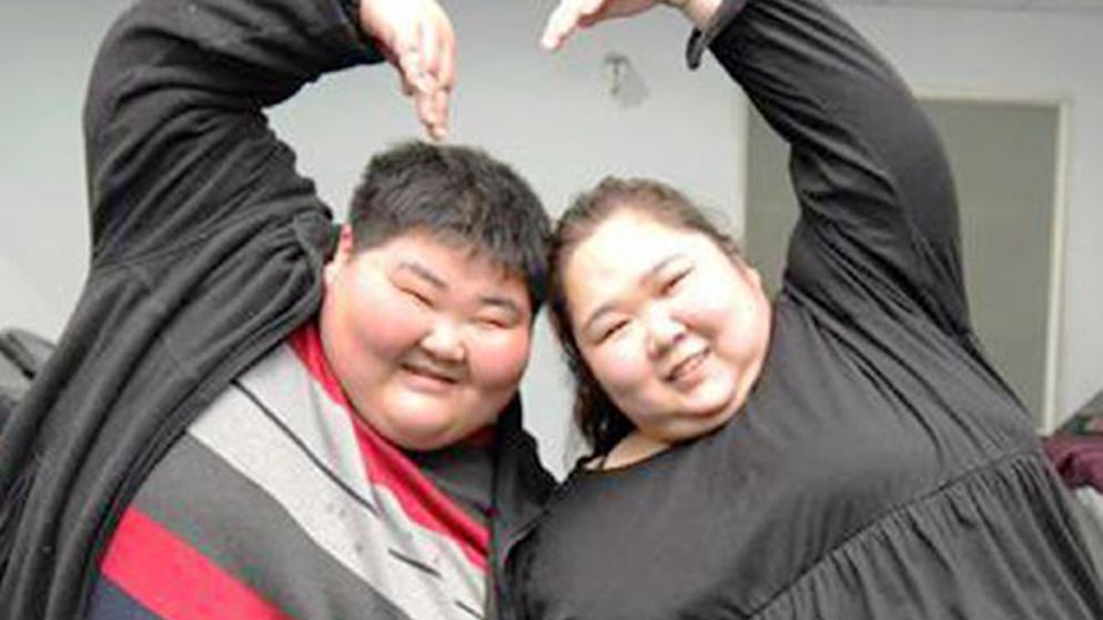 Couple Too Fat To Consummate Their Marriage Will Undergo Weight Loss