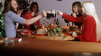 Have An Abba-solutely Wonderful Christmas!
