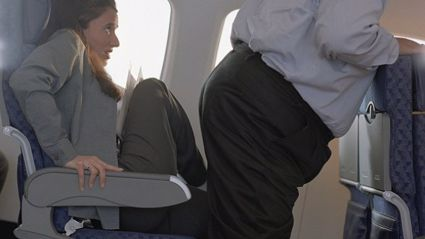 THE WORST PLACES TO SIT ON AN AIRPLANE: