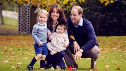 Merry Christmas From The Royal Family