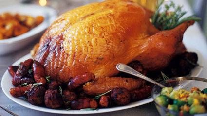 Christmas Roast Turkey Recipe