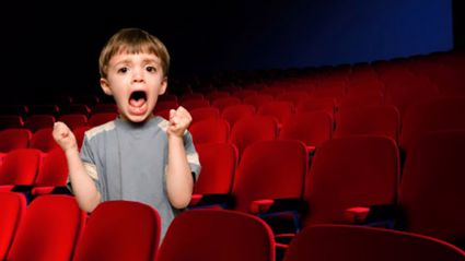 Mum Writes Touching Letter To Parents Of Loud Child At Movie Theater