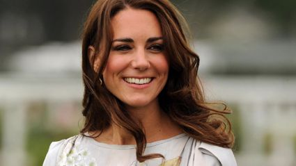 The Palace's Cute Birthday Tweet For Kate Middleton