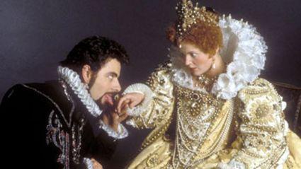 Queenie on Blackadder: Where's My Presents?