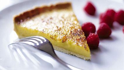 Classic Lemon Tart Recipe