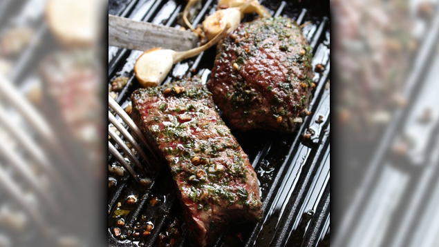 Allyson Gofton - Flat Iron Steak