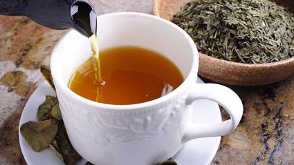 Drinking Three Cups Of Tea A Day Could Prevent Brittle Bones