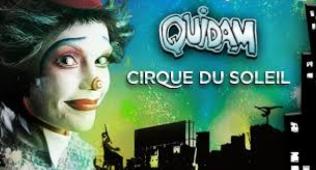 Cirque du Soleil hits New Zealand.