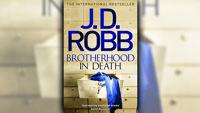 Stephanie Jones: Book Review - Brotherhood in Death by J D Robb