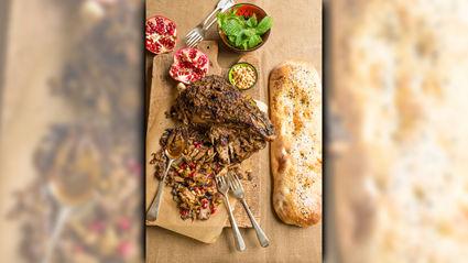 Allyson Gofton - Pulled Turkish Lamb