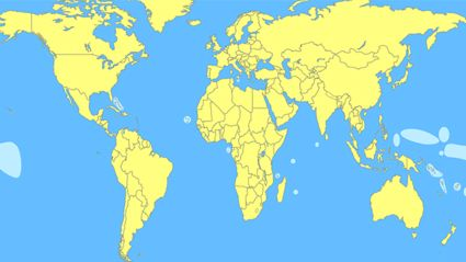 How Many Countries Can You Name?