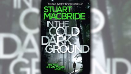Stephanie Jones: Book Review - In The Cold Dark Ground by Stuart MacBride